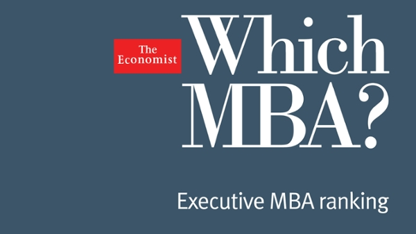 Purdue Executive MBA IMM Global EMBA Economist ranking 2018
